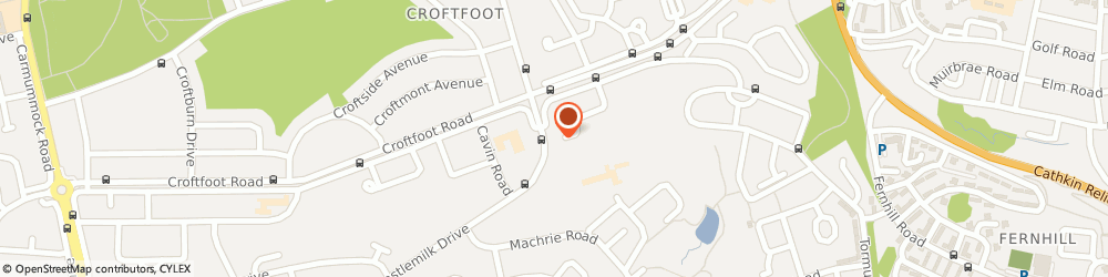 Route/map/directions to Station Flowers, G45 9AA Glasgow, 45 Castlemilk Dr