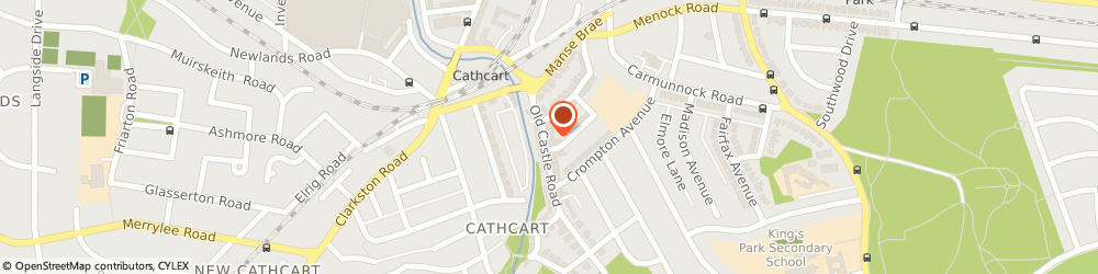 Route/map/directions to Nimble Thimbles, G44 5TG Glasgow, 77 Old Castle Rd