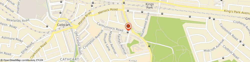 Route/map/directions to 32F Squadron Air Training Corps, G44 5SS Glasgow, 155 CARMUNNOCK ROAD