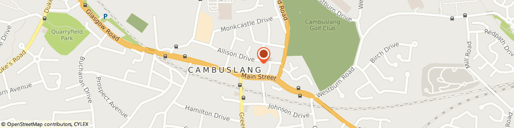 Route/map/directions to Jansview It Training, G72 7EX Cambuslang, 1-15 Main St