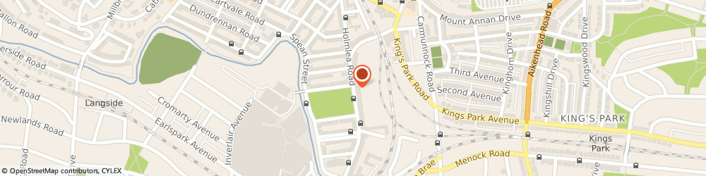Route/map/directions to Advanced Domestic Appliances Limited, G44 4BA Glasgow, 162 HOLMLEA ROAD