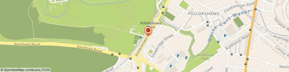 Route/map/directions to First Physio Glasgow, G41 3DL Glasgow, 31 Langside Place