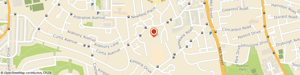 Route/map/directions to AFFINITY SECURITY SYSTEMS LIMITED, G73 2DL Rutherglen, 15 Muirbank Gardens