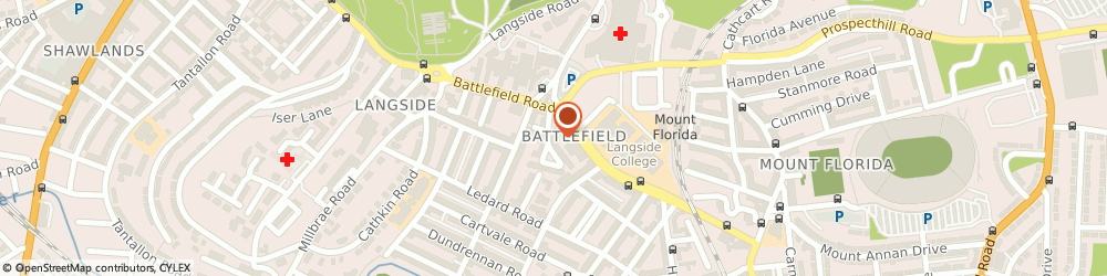 Route/map/directions to Sustaim Limited, G42 9JR Glasgow, 9 Battlefield Gardens