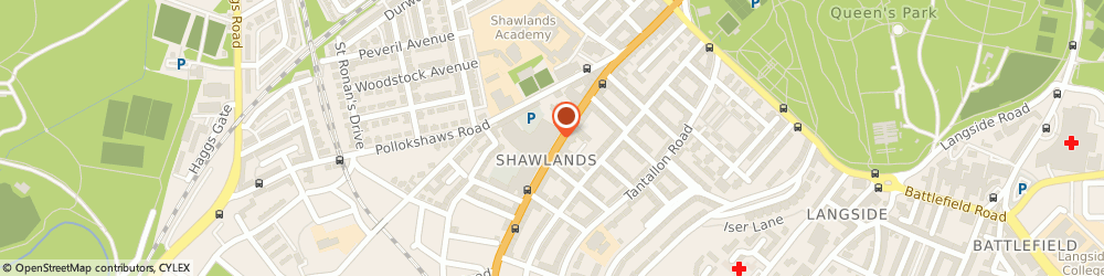 Route/map/directions to Sally Beauty, G41 3NN Glasgow, 90-92 Kilmarnock Road, Shawlands