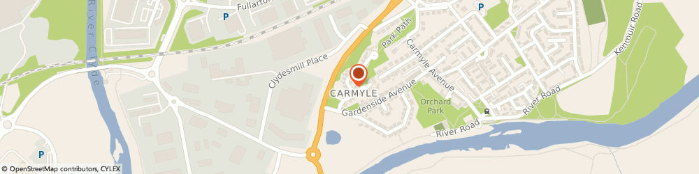 Route/map/directions to Attention2Detail Glasgow, G32 8DS Glasgow, 32 Gardenside Grove