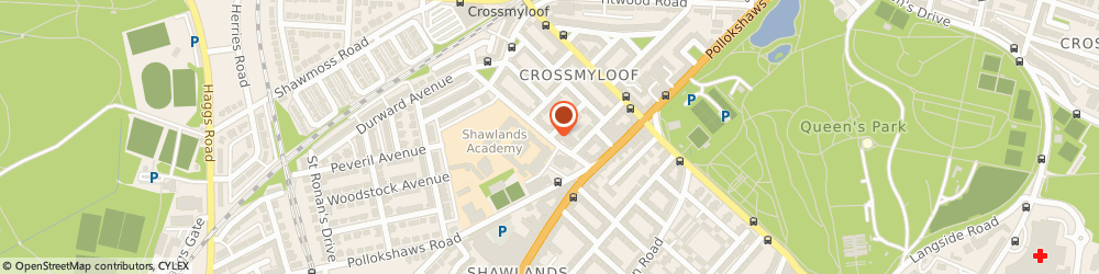 Route/map/directions to MWA Driving School, G41 3XR Glasgow, 15 Bertram St