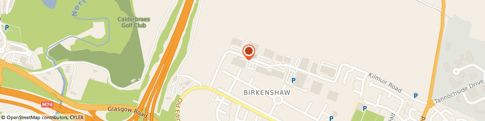 Route/map/directions to B&M Home Store with Garden Centre, G71 5PR Glasgow, Birkenshaw Industrial Estate