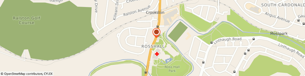 Route/map/directions to The Pines, G52 3NF Glasgow, 210 Crookston Road