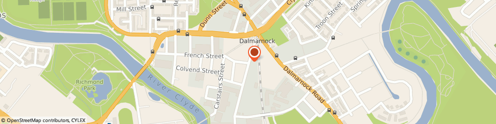 Route/map/directions to Kimma Vending, G40 4HG Glasgow, 93 Swanston St