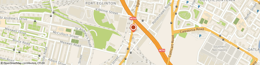 Route/map/directions to Best Fit Service Centre, G5 9SW Glasgow, 2020 450 Eglinton Street
