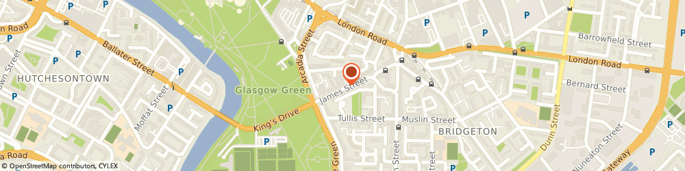 Route/map/directions to Malik & Co, G40 1BZ Glasgow, 59 James St