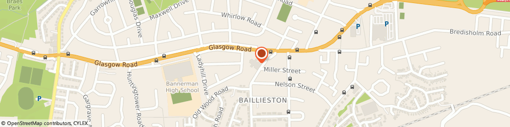 Route/map/directions to LloydsPharmacy, G69 7AD Glasgow, 20 Muirside Road