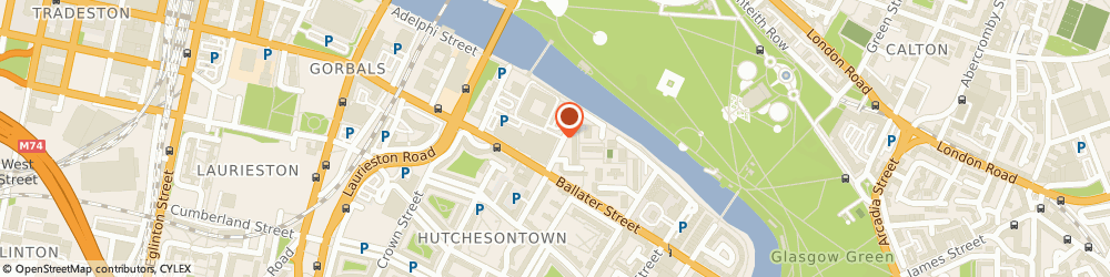 Route/map/directions to Skills Development Scotland, G5 0PQ Glasgow, The Adelphi Centre 12 Commercial Road