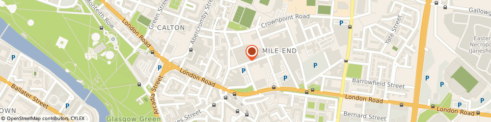 Route/map/directions to Total Sales Solutions, G40 2QR Glasgow, 47 Broad St