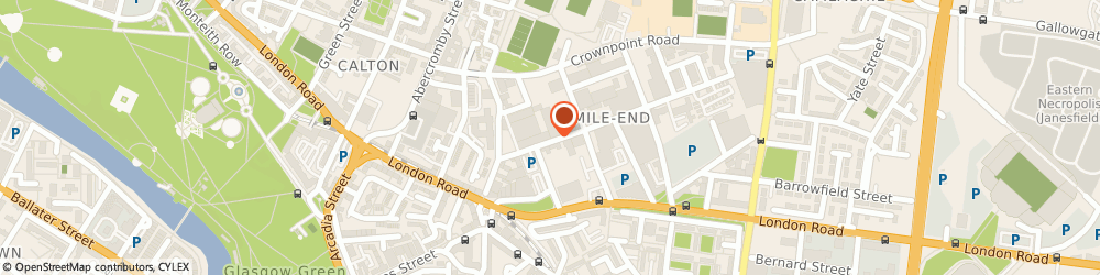 Route/map/directions to Moore Agencies, G40 2QW Glasgow, 47 BROAD STREET