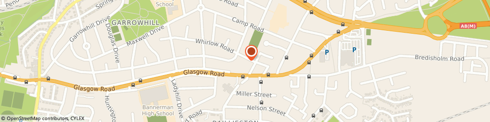 Route/map/directions to Hoolit, G69 6QE Glasgow, 68 Whirlow Rd, Garrowhill Business Centre