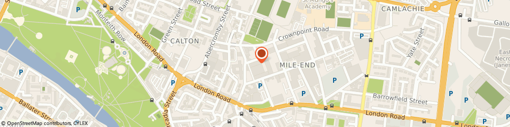 Route/map/directions to Riverpark Investment & Financial Consultants Ltd., G40 2AA Glasgow, Suite 3, 4 Rogart Street