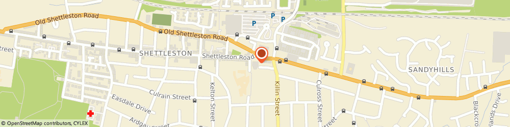 Route/map/directions to John Wheatley College, G32 9AT Glasgow, 1346 SHETTLESTON RD