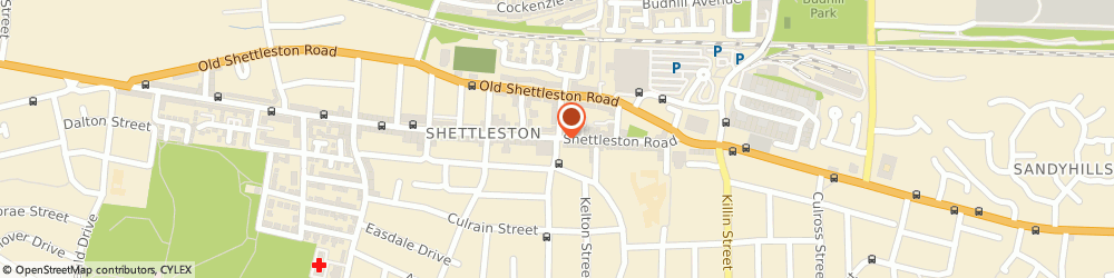 Route/map/directions to Pinks Of Glasgow, G32 7PG Glasgow, 1194 SHETTLESTON ROAD