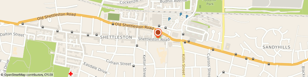 Route/map/directions to Rising Stars Academy St, G32 9AA Glasgow, 22 Academy St