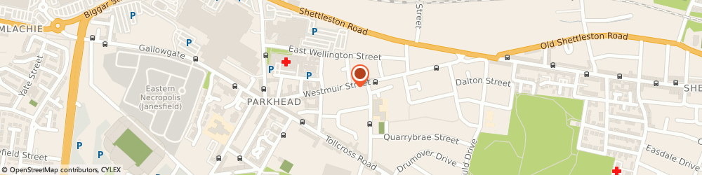 Route/map/directions to Joe Blooms, G31 5BS Glasgow, 178 Westmuir St