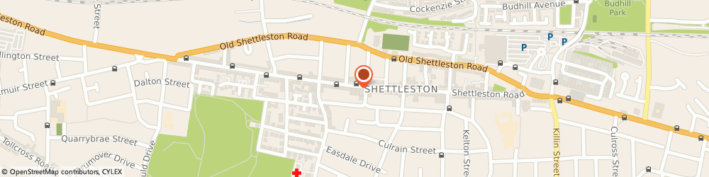 Route/map/directions to Pricecutters, G32 7XW Glasgow, 960 Shettleston Rd