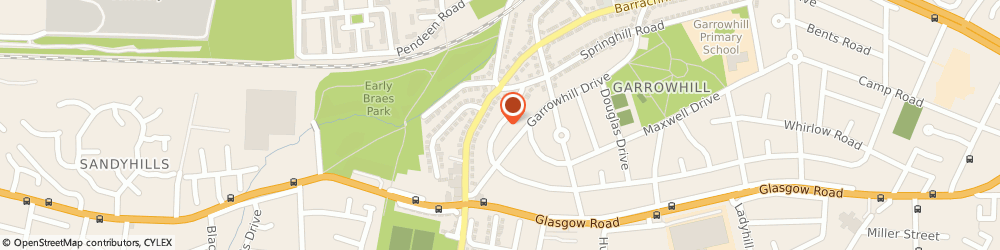 Route/map/directions to All Truck & Trailer Parts UK Ltd, G52 4TG Glasgow, 25, Gordon Avenue