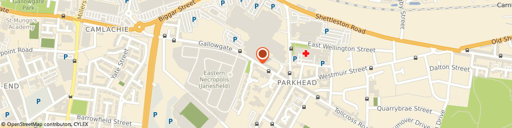 Route/map/directions to Petsmart Ltd, G31 4EB Glasgow, 13 UNIT FORGE RETAIL PARK. GALLOWGATE