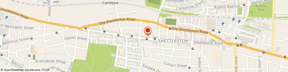 Route/map/directions to Wise Technologies Ltd, G32 7NT Glasgow, 891 SHETTLESTON ROAD