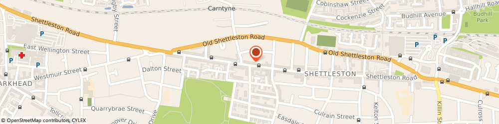 Route/map/directions to Acu IT Solutions, G32 7NN Glasgow, 769 Shettleston Road