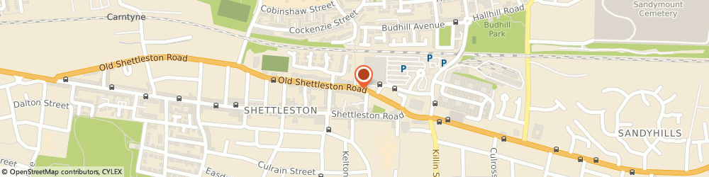 Route/map/directions to Autoclean Executive Car Valet, G32 7JS Glasgow, 584 OLD SHETTLESTON ROAD