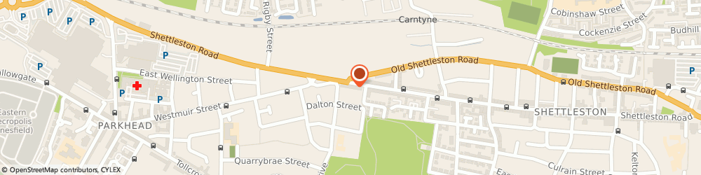 Route/map/directions to All Gold, G31 5JX Glasgow, 604 SHETTLESTON ROAD