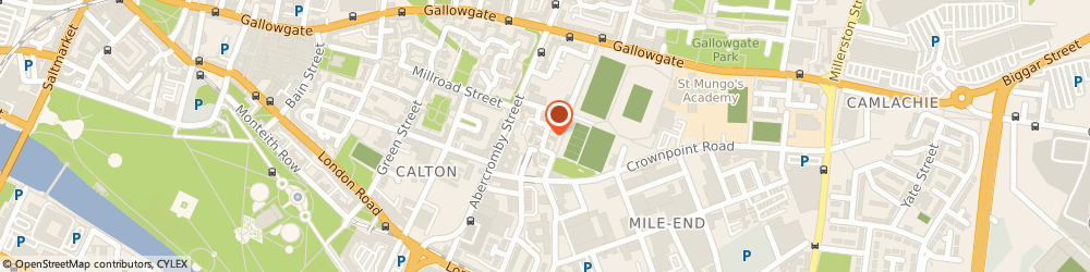 Route/map/directions to Zitel Consult Limited, G40 2LF Glasgow, 24 FORBES DRIVE