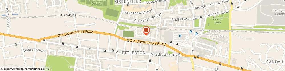 Route/map/directions to A C Electrical, G32 7JR Glasgow, 10, WHEATLEY DRIVE