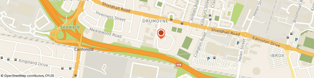 Route/map/directions to GLWOOD LTD, G51 4DX Glasgow, Drumoyne Road