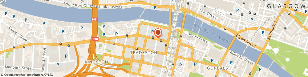 Route/map/directions to SRTechnologies, G5 8BP Glasgow, 60 Kingston St