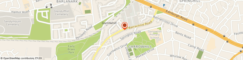 Route/map/directions to Yummy's Desserts, G69 6HD Glasgow, 15 Barrachnie Rd