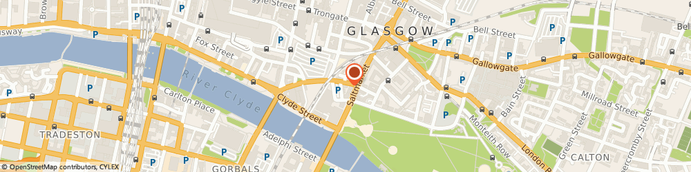 Route/map/directions to The Glasgow Law Practice, G1 5JY Glasgow, 1 St Margaret's Pl