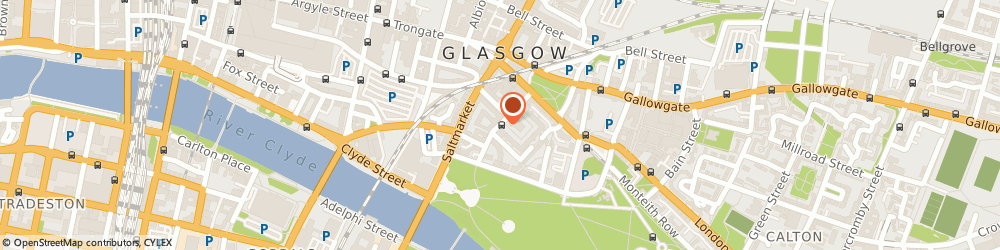 Route/map/directions to Mitre Properties Glasgow Limited, G1 5PE Glasgow, 22 JAMES MORRISON STREET