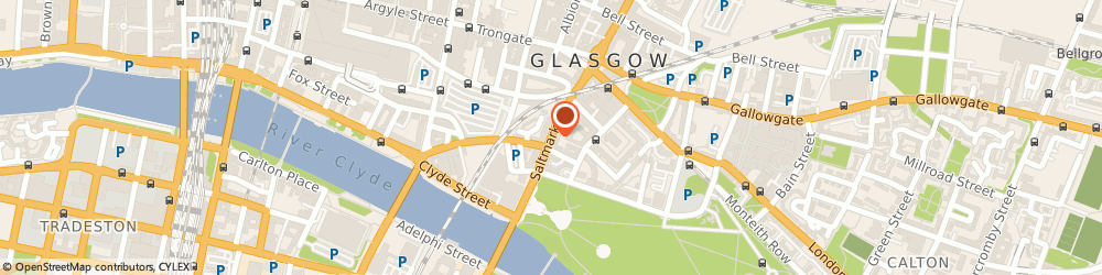 Route/map/directions to Wine & Whisky Shop, G1 5LB Glasgow, 116 SALTMARKET