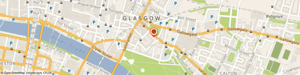 Route/map/directions to John Wallace, G1 5PP Glasgow, 10 St. Andrews Square