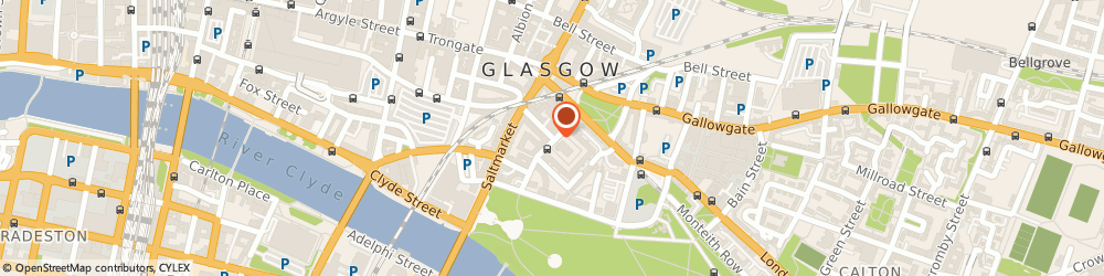 Route/map/directions to Page-Park Architects, G1 5PE Glasgow, 20 James Morrison Street
