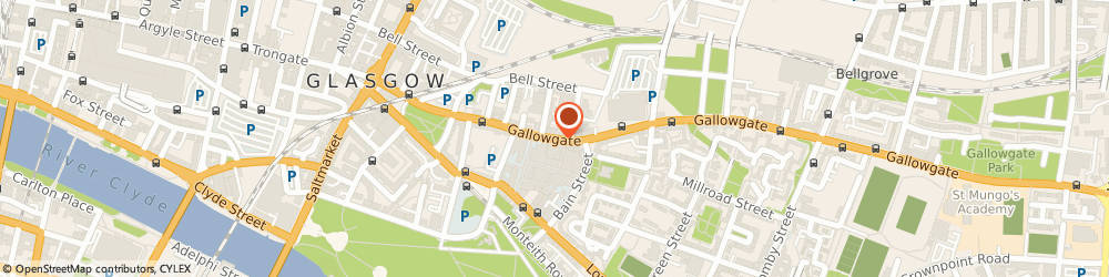 Route/map/directions to G Gate Bedding, G4 0TP Glasgow, 247 Gallowgate
