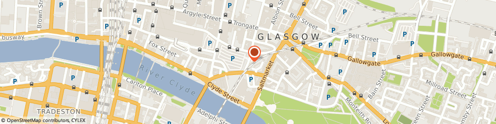 Route/map/directions to Graphical House, G1 5RA Glasgow, 53 King Street