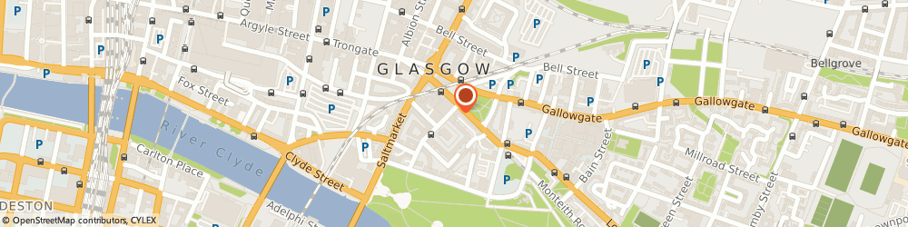 Route/map/directions to Simplicity Family Lawyers Glasgow, G1 5PE Glasgow, 11 James Morrison St