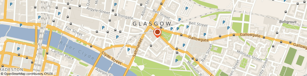 Route/map/directions to Ian McCarry Glasgow, G1 5PW Glasgow, 4 St. Andrews Street