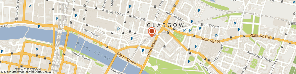 Route/map/directions to Rootdown Limited, G1 5RB Glasgow, 12 King St