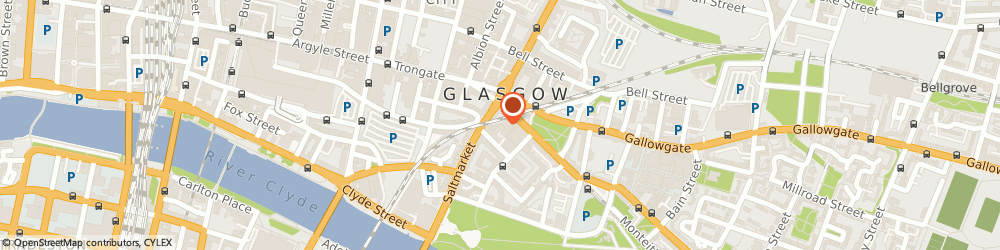 Route/map/directions to HR Tattoo Shop, G1 5PW Glasgow, 4 St. Andrews St