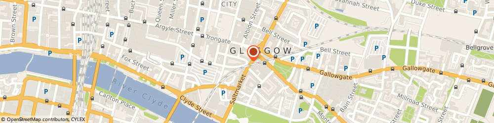 Route/map/directions to Ingram Security Centre, G1 5LR Glasgow, 6 Parnie St